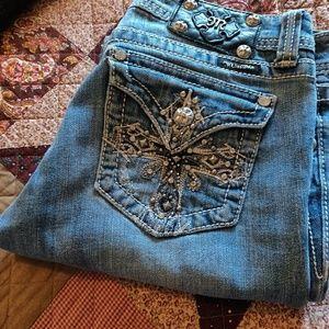 Miss Me 28x32 jeans.